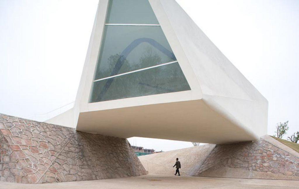 tatiana bilbao sala de exposiciones jinhua