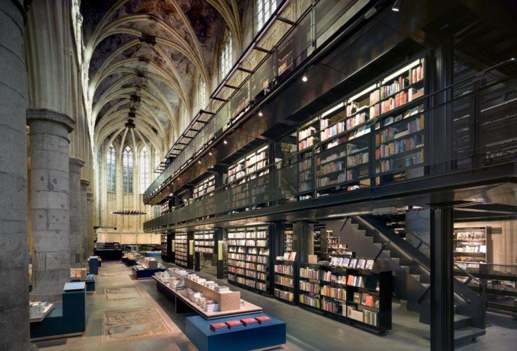 Selexyz Dominicanen Cinco librerías más hermosas del mundo