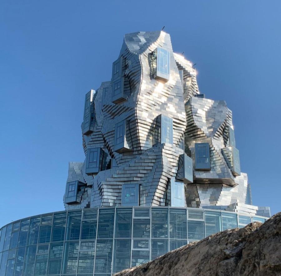 torre luma frank gehry